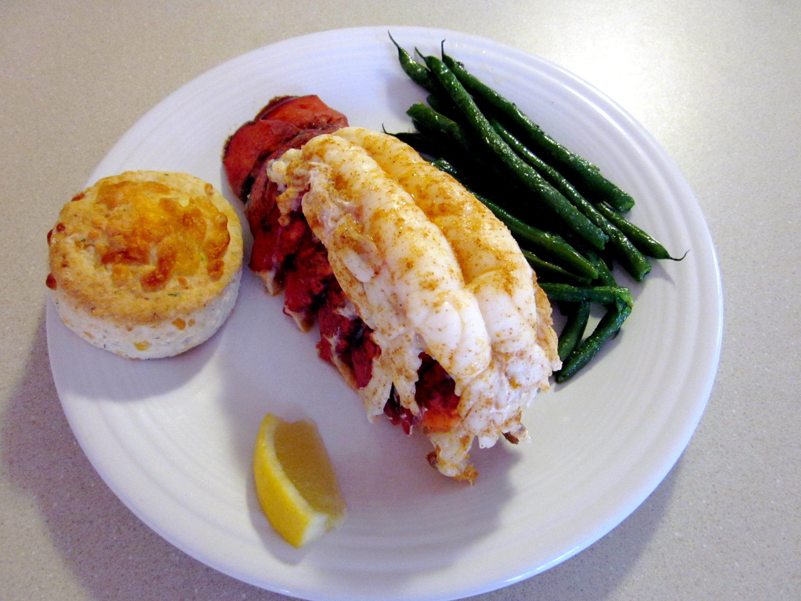 How To Bake a Lobster Tail | flower city foodie