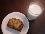 Back to School Banana Bread