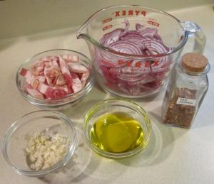 campanelle ingredients