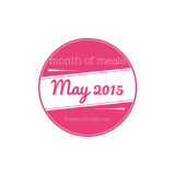 Month of Meals: May 2015