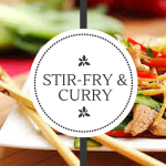 STIR-FRY & CURRY